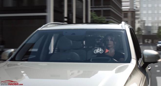 Volvo planea conectar a los ciclistas con el resto de usuarios de la vía para mejorar la seguridad