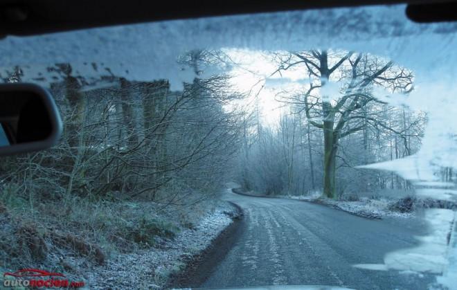 Consejos a tener en cuenta si salimos a carretera en invierno