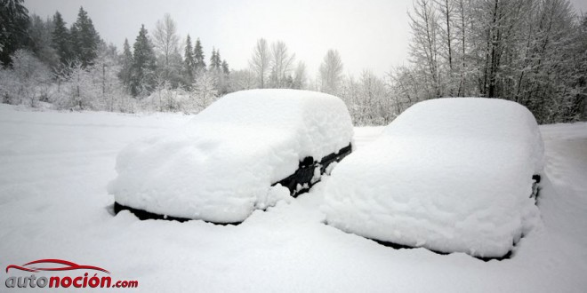 coches nieve