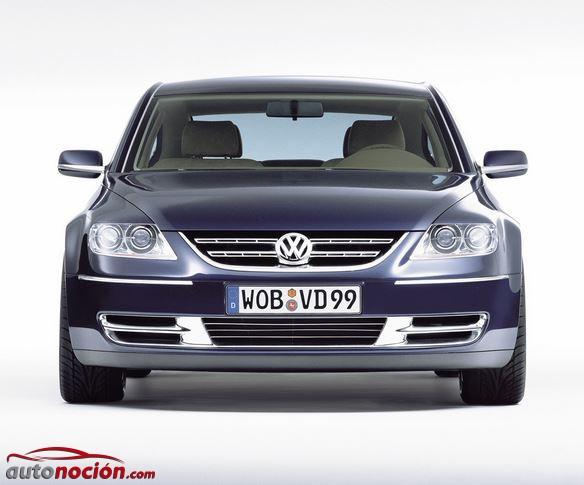 Volkswagen quiere rivalizar con el Clase E, el Serie 5 y el A6: Guerra de berlinas