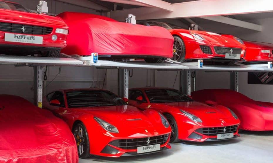 El nuevo programa de Ferrari mima a los deportivos para que envejezcan dignamente