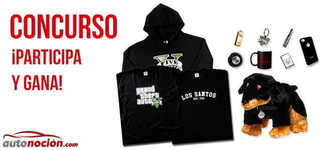 [Concurso] Participa y llévate GRATIS todos estos productos de Grand Theft Auto V