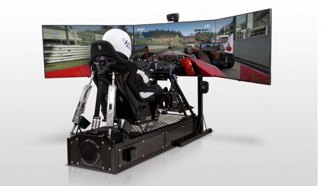 El simulador de los simuladores: Un cockpit bestial de hasta 71.900 euros
