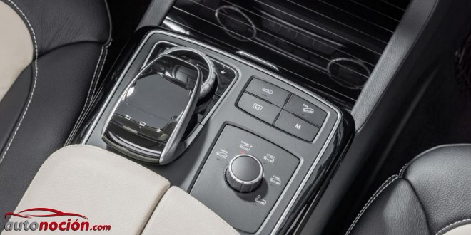 dynamic select mercedes GLE