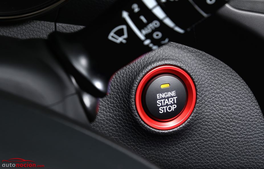 engine start stop hyundai i30 turbo