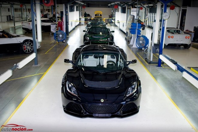 Lotus registra unas pérdidas de 91.5 millones de euros: Pese a lo que pueda parecer, son buenos resultados…