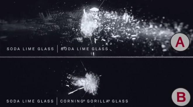 gorilla glass vs normal glass