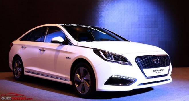 Hyundai nos muestra el Sonata Hybrid y anuncia una variante Plug-in