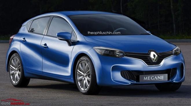 Primeros detalles sobre el Renault Mégane IV: Más seguro, ligero, habitable y eficiente