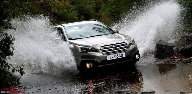 Nuevo Subaru Outback 2015: El caballo ganador en su segmento se renueva