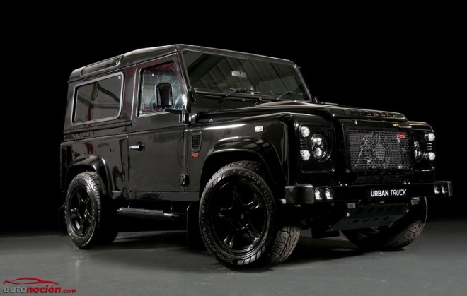 Urban Truck Land Rover Defender Ultimate Rs 2015