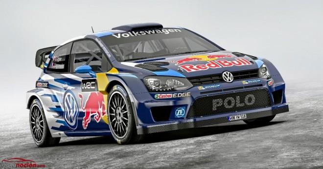 Nuevo Volkswagen Polo R WRC: Mayor rendimiento, fiabilidad y eficiencia