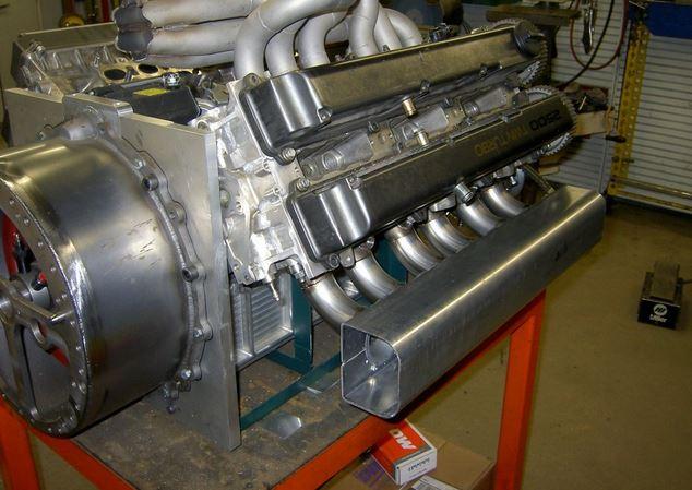 El proyecto que buscaba unir dos motores Supra 2.5 litros 1JZ-GTE sigue en marcha…