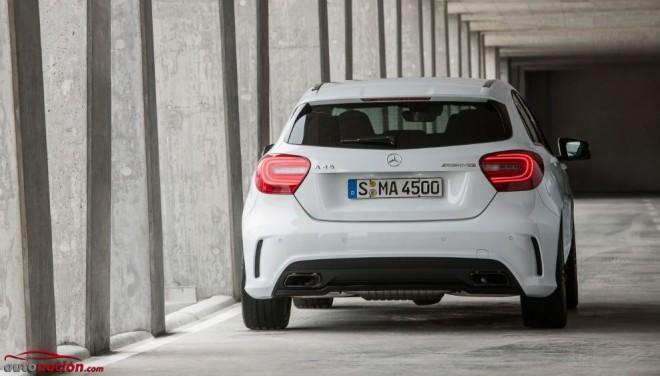 Mercedes-AMG sacará del jaque al A45 AMG este año: El RS3 ahora es líder de potencia