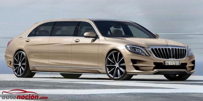 ARES Atelier nos presenta el Mercedes-Benz Clase S XXL: Un nuevo nivel para las berlinas de representación