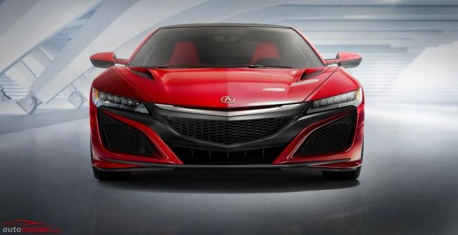 """Honda NSX Type R: Ni un """"sí"""" ni un """"no"""", todo es posible…"""