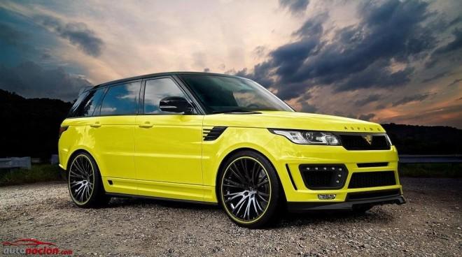 Range Rover Sport por Aspire Design