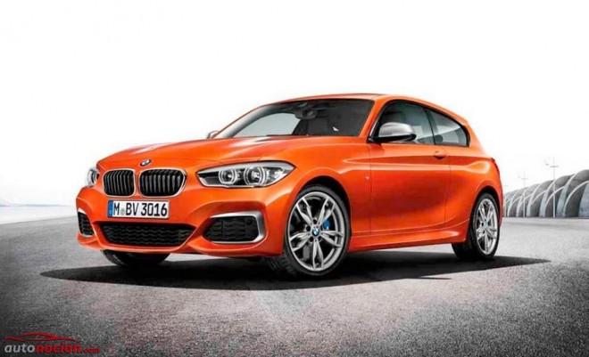 Así es el nuevo BMW M135i: Mejor equipado y potente, pero con el mismo espíritu