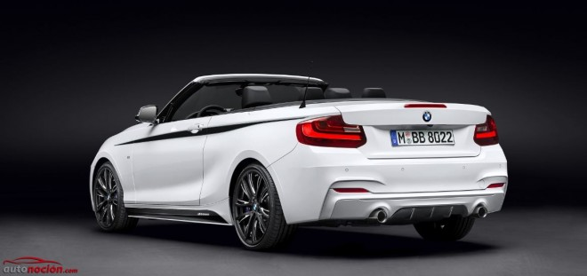 BMW Serie 2 Cabrio M Performance 01