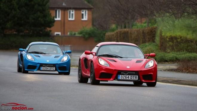 Detroit Electric SP:01: El deportivo eléctrico basado en el Lotus Exige