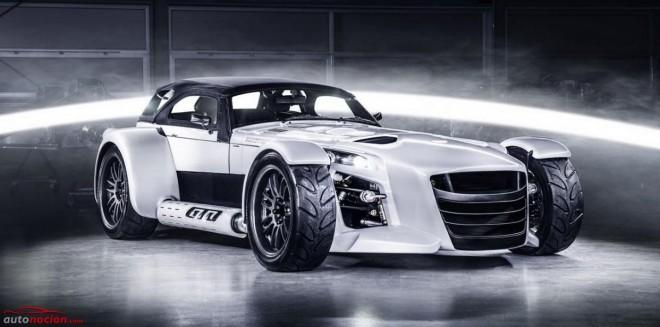 Donkervoort D8 GTO Bilster Berg Edition: Una bestia con motor Audi de 2.5 litros TFSI R5