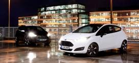 """Nuevas ediones """"Black"""" y """"White"""" para el Ford Fiesta y el Ford Ka"""
