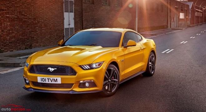 El Mustang parte de los 37.000 euros pero ojo, estos son los consumos homologados