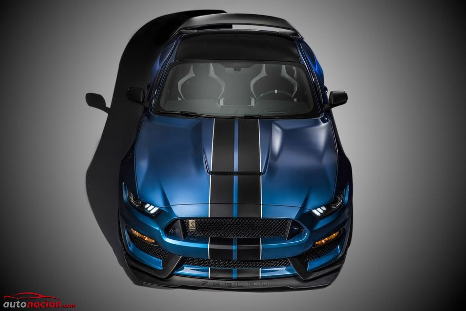 Ford Mustang Shelby® GT350R