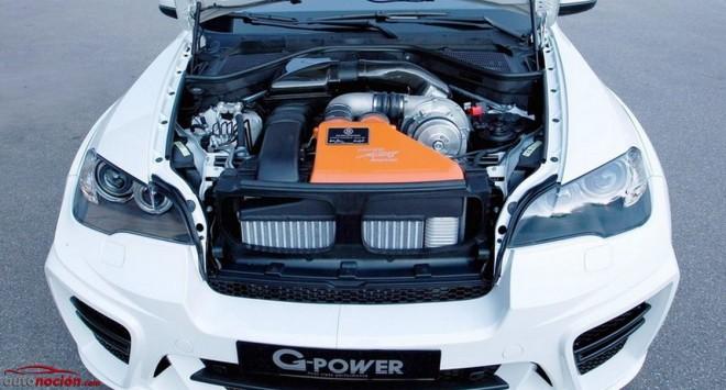 El preparador G-Force quiere que se reconozcan sus motores, por prestaciones y aspecto