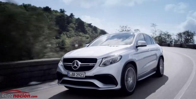 Primeros detalles del Mercedes-AMG GLE 63 Coupé: El toque de las altas prestaciones