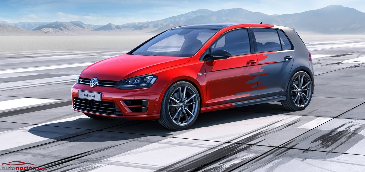 Golf R touch 2