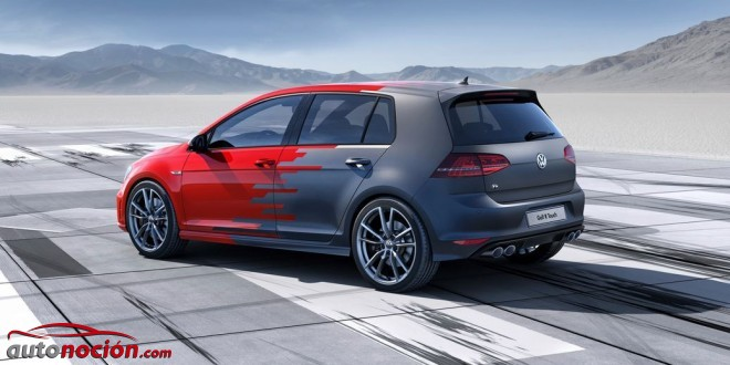 Golf R touch volkswagen