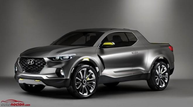 Novedades Hyundai en Detroit: Sonata Plug-In Hybrid y Santa Cruz Concept