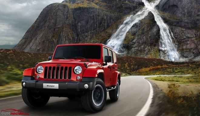 Jeep Wrangler «X», una nueva edición especial del mítico 4×4