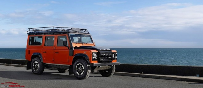 Land Rover Defender Despedida 01