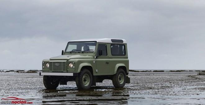 Adiós al Land Rover Defender con tres ediciones especiales