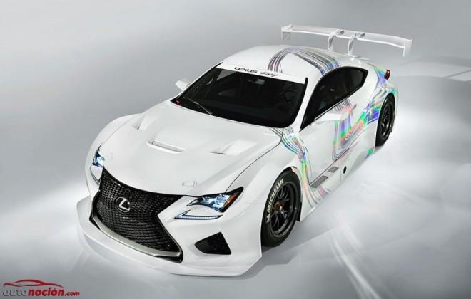 Lexus Racing, la división de Lexus que devolverá a la marca a la competición