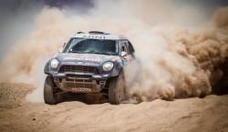 MINI Dakar 2015