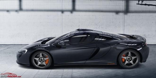McLaren 650S Le Mans: una edición especial para conmemorar el 20 aniversario de su victoria en Le Mans
