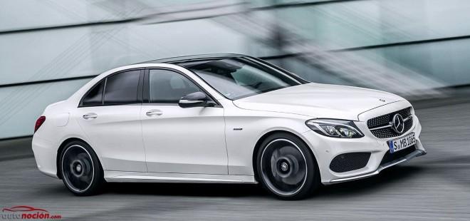 Mercedes-Benz Clase C 450 AMG Sport: El primero de la nueva gama AMG Sport