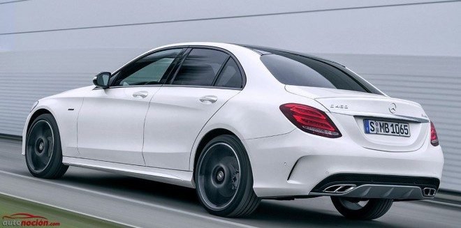 Mercedes Clase C AMG Sport 04