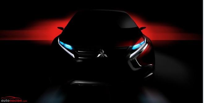 Mitsubishi presentará un concept sorprendente en Ginebra: ¿El futuro del EVO?