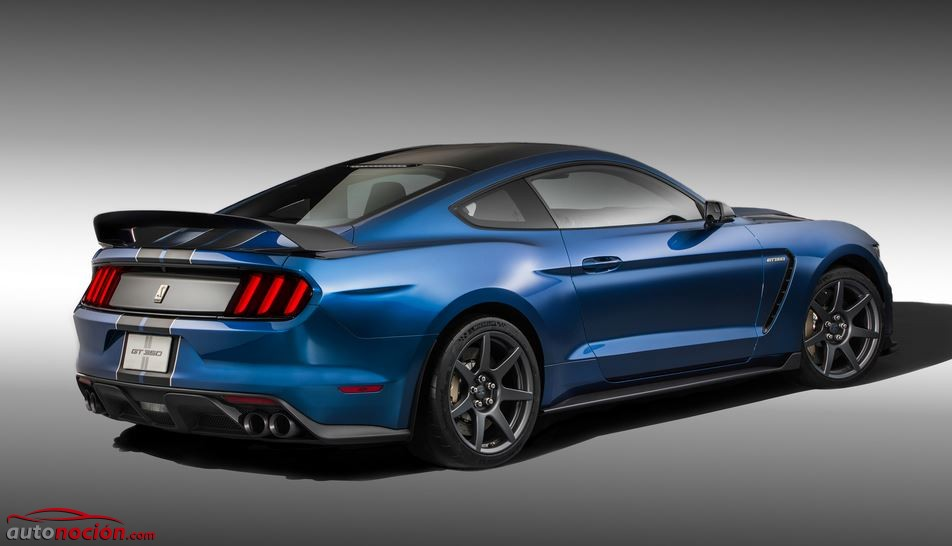 Mustang Shelby® GT350R 2015