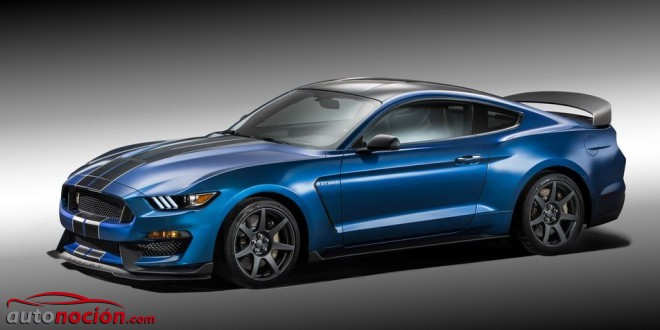Mustang Shelby® GT350R 2016