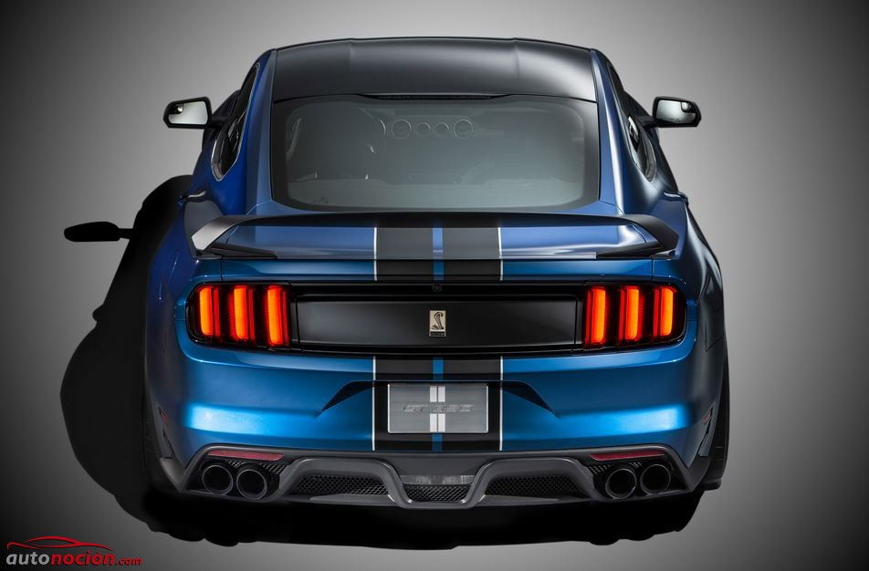 Mustang Shelby® GT350R