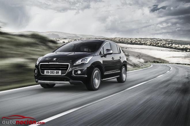 El Peugeot 3008 está de estreno: Desde ahora podrá montar el motor 1.2 PureTech S&S 130 cv