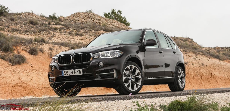 Prueba BMW X5 30d