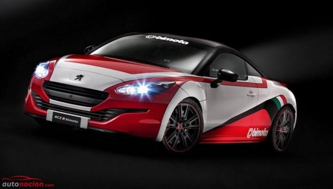 Peugeot RCZ R Bimota: El THP más potente de Peugeot Sport cuenta con 304 cv