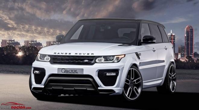 Range Rover Sport por Caractere Exclusive: Otro punto de vista