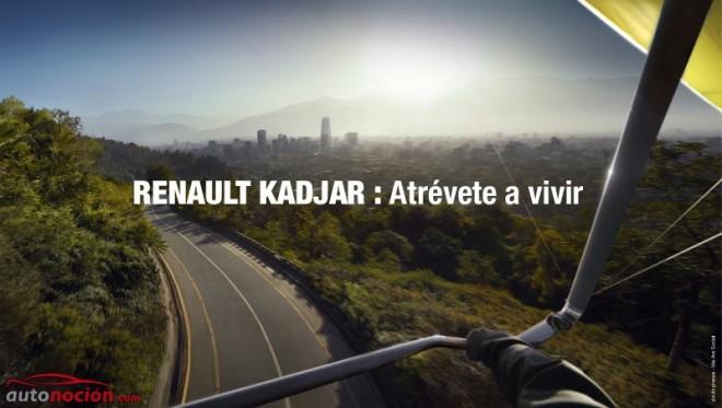 Renault KADJAR, el nuevo SUV mediano de la marca gala llegará para luchar con el Qashqai